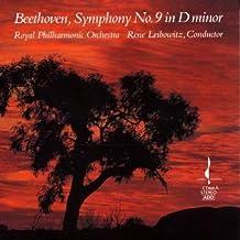 Beethoven: Symphony No. 9 by Rene Leibowitz (1990-01-01)