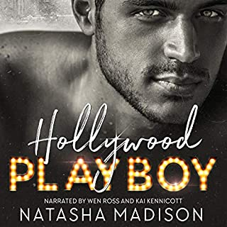 Hollywood Playboy  audiobook cover art