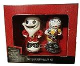 Disney Nightmare Before Christmas Salt and Pepper Shaker Set Christmas Set