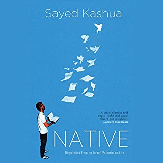 Native audiobook cover art