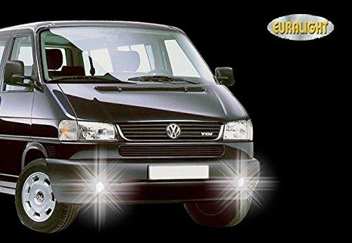 Fahrzeugspezifisches LED-Tagfahrlicht-Set (1996-2003) - MIT Dimmfunktion inkl. ECE & RL Prüfzeichen - TÜV Eintragungsfrei.