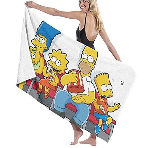 asdew987 Sturgill Simpson - Juego de toallas de playa para baño, toallas de baño, accesorios para piscina, toalla de viaje y baño (80 x 130 cm)