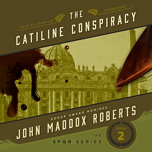 The Catiline Conspiracy cover art