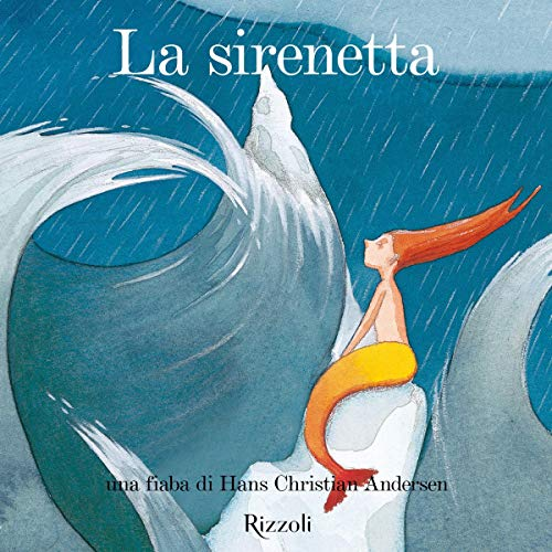 La sirenetta cover art