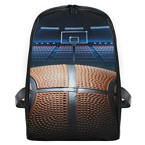 FANTAZIO NBA - Mochila deportiva de baloncesto para viajes, diseño de la NBA