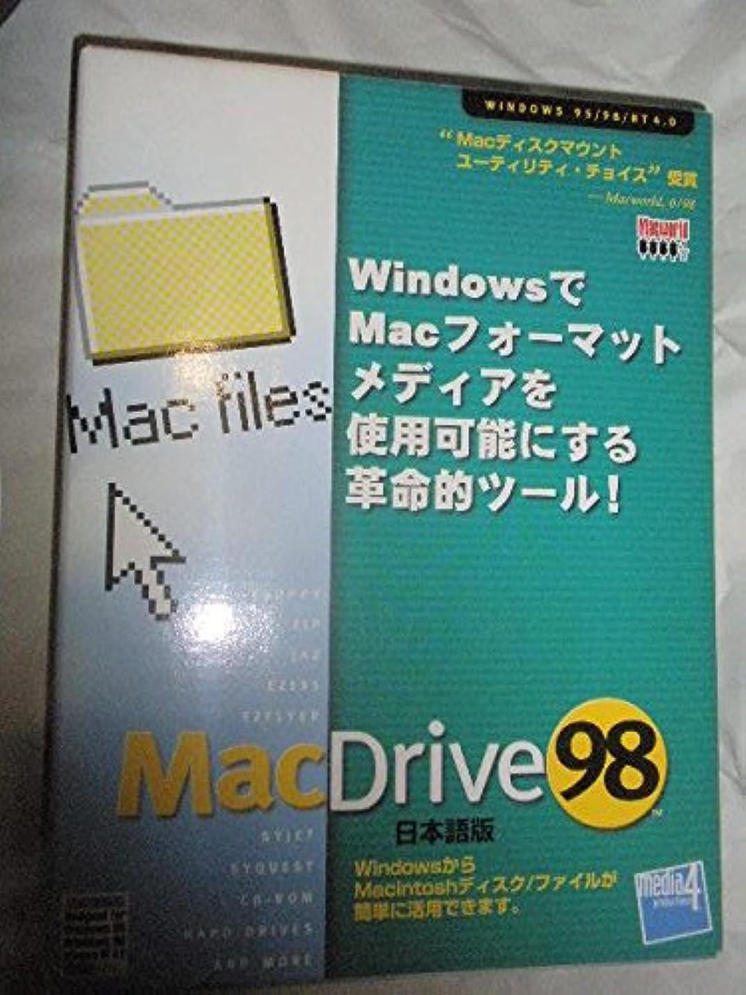 好色なパーティー迫害MacDrive 98 日本語版