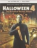Halloween 4: The Return of Michael Myers (4K Ultra)