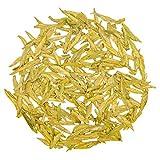 Oriarm 100g / 3.53oz Mingqian Long Jing Dragon Well Tea 1st Grade - Chinese Longjing Dragonwell Green Tea Loose Leaf - Ecologically Grown