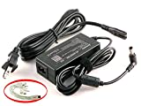 iTEKIRO 45W AC Adapter for Toshiba Satellite L10W-CBT2N02, L15W, L15W-B1120, L15W-B1120, L15W-B1208, L15W-B1208D, L15W-B1208X, L15W-B1310, L50-CBT2NX3, L50-CBT2NX4, L50D-CBT2N22 + 10-in-1 USB Cable