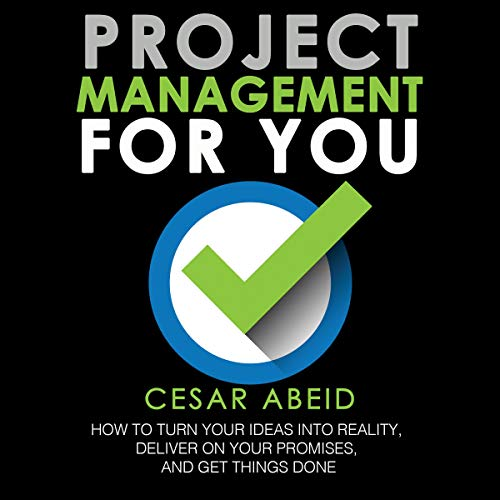 Project Management for You audiobook cover art