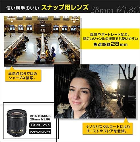 Nikon(ニコン)『AF-SNIKKOR28mmf/1.8G』