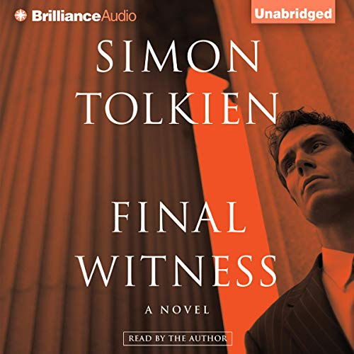 Final Witness                   By:                                                                                                                                 Simon Tolkien                               Narrated by:                                                                                                                                 Simon Tolkien                      Length: 10 hrs and 7 mins     10 ratings     Overall 3.5