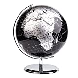 Exerz 20CM Mappamondo/World Globe/Globo in Inglese - Decorazione Desktop/Educazione/Geogra...