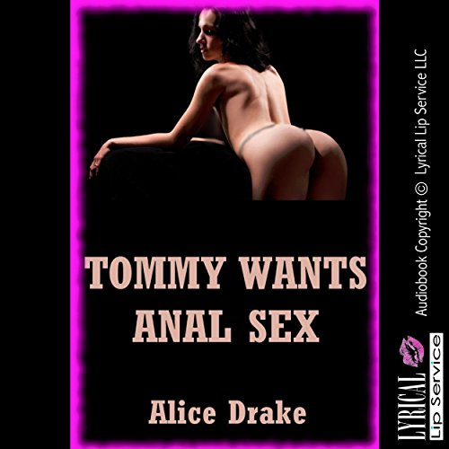 Tommy Wants Anal Sex cover art