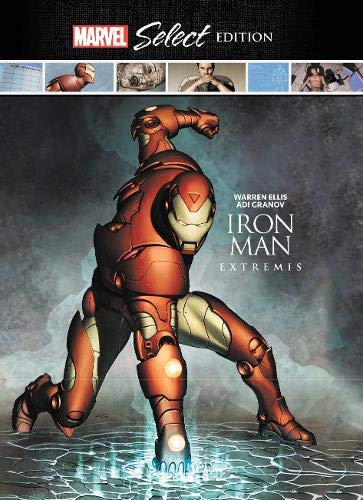 IRON MAN EXTREMIS MARVEL SELECT HC (Marvel Select Edition)
