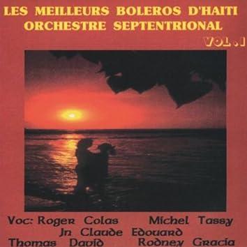 Les Meilleurs Boleros D'haiti,  Vol. 1