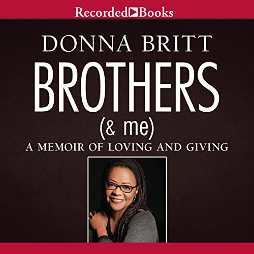 Brothers (and Me) audiobook cover art