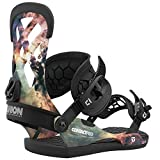 Union - Fijaciones de snowboard Contact Pro Space Dust para hombre, multicolor, multicolor, large