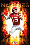 Kansas City Chiefs Patrick Mahomes Lined Notebook Journal, 100 Pages (6 x 9 Inches) Blank Ruled Writing Journal With Inspirational Quotes, Perfect ... for Father Day Mother Day Family Ideas .