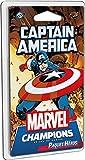 Fantasy Flight Games - Marvel Champions JCE - 04 - Captain America (Héros)