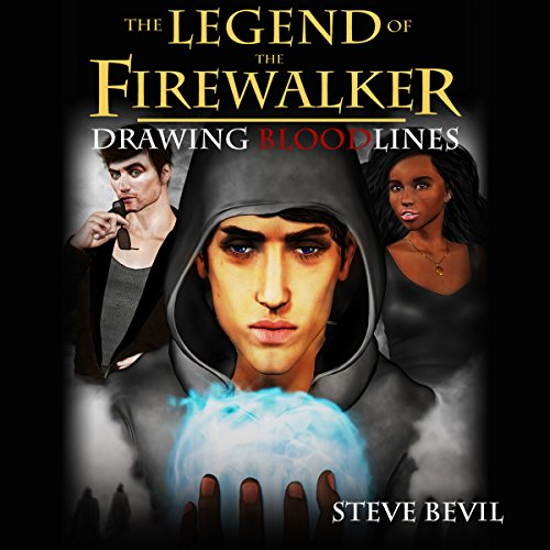Drawing Bloodlines Audiobook By Steve Bevil cover art