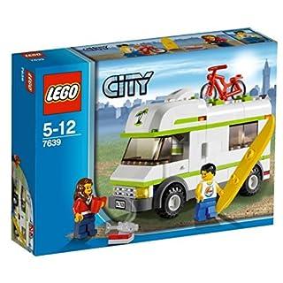 LEGO Tráfico Y Vida City 7639 - Caravana (Ref. 4534805) (B001U3ZMEU) | Amazon price tracker / tracking, Amazon price history charts, Amazon price watches, Amazon price drop alerts