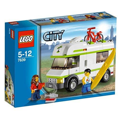 LEGO - 7639 - Jeu de construction - City - Traffic - Le camping-car