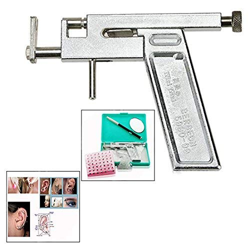 Xrten Pistola Piercing Profesional Seguridad Orejas