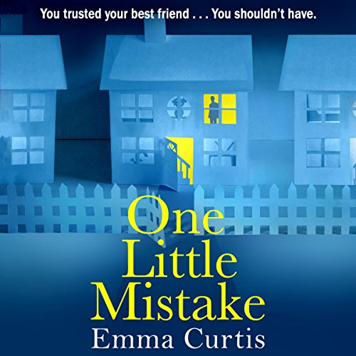 One Little Mistake cover art