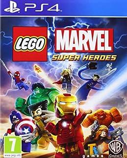 Lego Marvel Superheroes [import anglais] (B00TRVN028) | Amazon price tracker / tracking, Amazon price history charts, Amazon price watches, Amazon price drop alerts