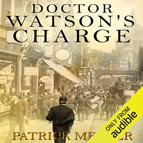 Dr. Watson's Charge cover art