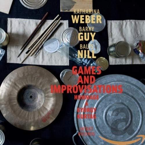 Games And Improvisation/ Hommage À Györg