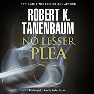 No Lesser Plea audiobook cover art