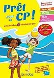 Prêt pour le CP - Cahier de vacances, révisions de la Grande Section (GS)