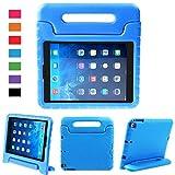 BelleStyle Cas pour iPad 9,7 Pouces 2017/2018 - EVA Stand Étui Enfants Housse...