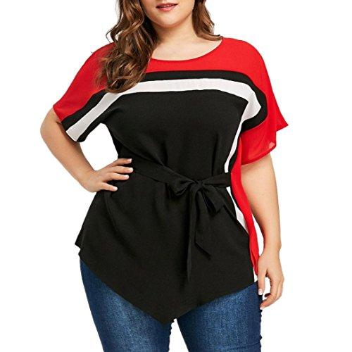 FAMILIZO Camisetas Mujer Verano Blusa Mujer Elegante Camisetas Mujer Manga Corta Algodón Camiseta Mujer Fiesta Camisetas Sin Hombros Mujer Camisetas Originales Mujer Talla Grande