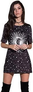 Best sun and moon t shirt dress Reviews