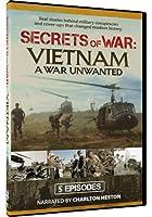 Secrets of War: Vietnam - War Unwanted [DVD] [Import]