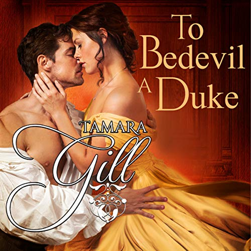 To Bedevil a Duke  By  cover art