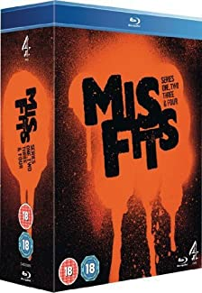 Misfits - Series One To Four