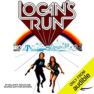 Logan's Run cover art