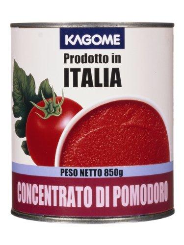 カゴメ トマトペースト イタリア産 850g
