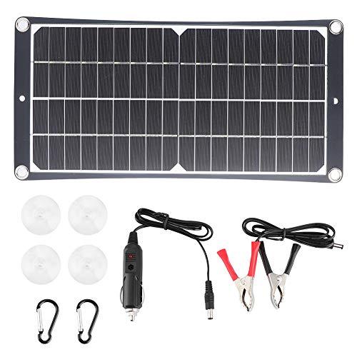 Panel solar, admite salida de 5 V, placa de carga solar, para cargador de teléfono, cargador solar, panel solar para teléfono móvil