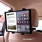 MODERN IN Tablet Holder 360°Degree Adjustable Rotating Universal Backseat Mount for iPad 2/3/4/Mini/Air/Pro,Samsung Galaxy Tab,Microsoft Surface,and Other 7 to 11 Tablets PC