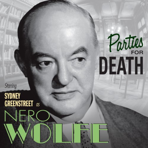 Parties for Death audiobook cover art