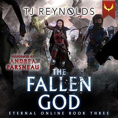 The Fallen God Audiobook By TJ Reynolds cover art