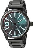 Diesel Reloj Analogico para Hombre de Cuarzo con Correa en Acero Inoxidable DZ1844