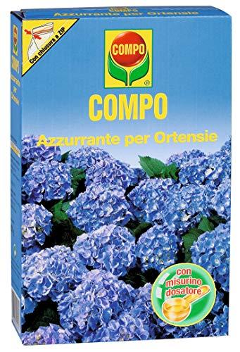 COMPO Azzurrante per Ortensie, Con misurino dosatore, 800 Grammi