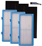 I clean Replacement Holmes AER1 HEPA Total Air Filter, Air Purifier Filter...