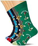 Happy Socks HS by Herren Sports 5-Pack Socken, Multi, 41-46